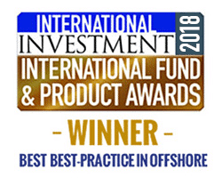 International Investment Award Winner 2018 Image