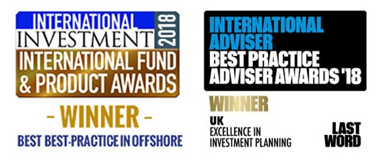 Pension Advisors Awards Image