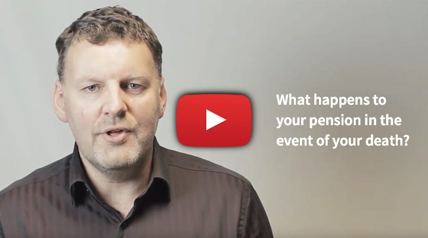 Retirement Tax Planning - What Happens To Your Pension Video Image