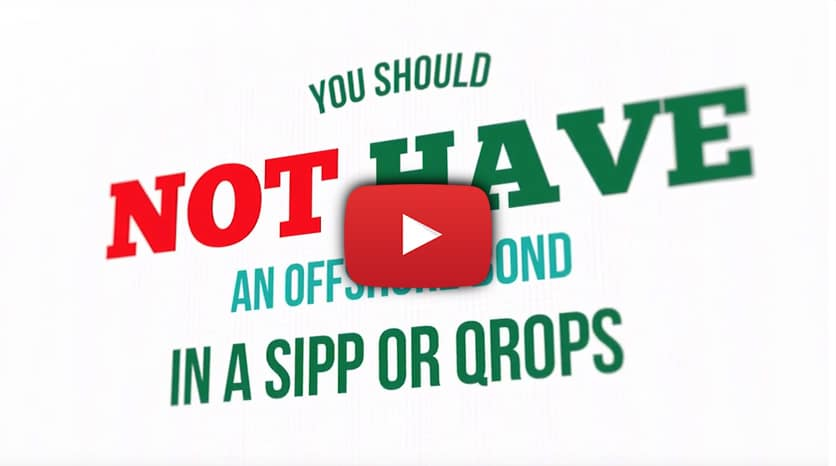 SIPPs QROPS Tax Rules - QROPS Can Destroy Retirement Income Video Image