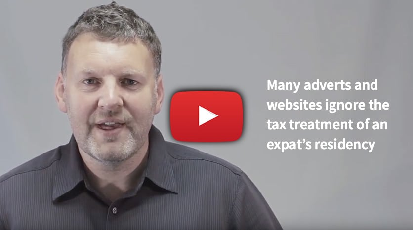 Spain Tax For Expats - No Tax Advantage Offshore Pension Video Image
