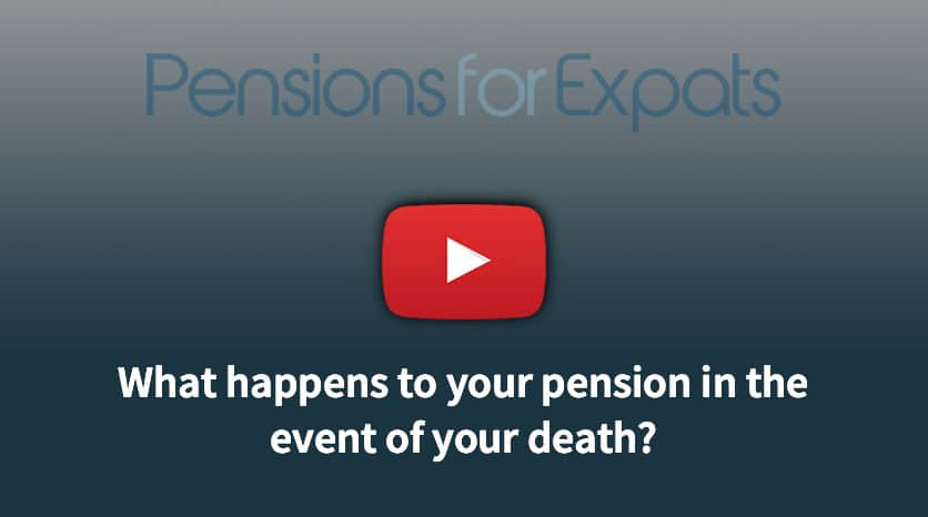 UK Pension Death And Taxes Video