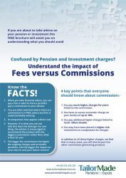 UK Pension For Expats Complimentary Brochure Image